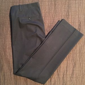 Women's Gap True Straight grey dress pants